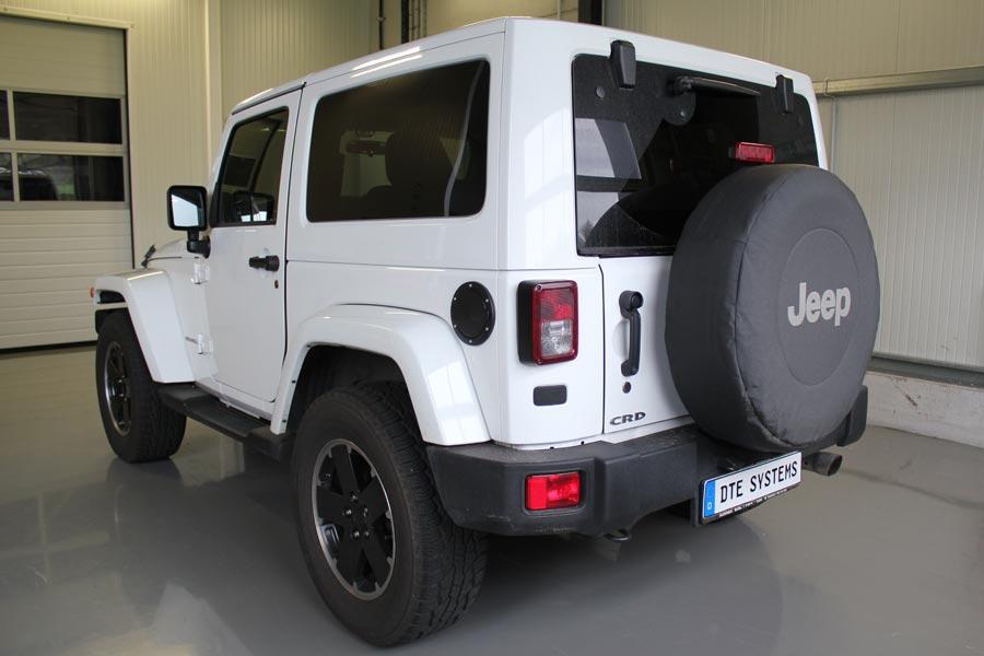 Die Pedalbox Für Den Jeep Wrangler Das Gaspedal Tuning