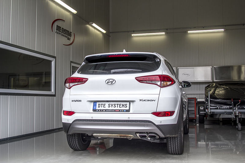 the new hyundai tucson and its pedalbox. Black Bedroom Furniture Sets. Home Design Ideas