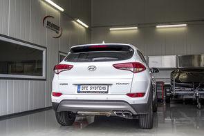 Un boîtier additionnel pour le nouveau Hyundai Tucson (TL)