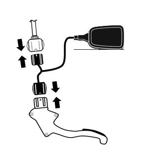 PedalBox mit dem Gaspedal verbinden